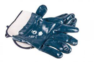 Перчатки нитриловые КЧ